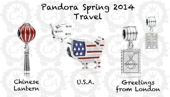 13 best images about Pandora Spring 2014 on Pinterest