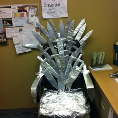 Throne Office Chair Covers For Recliners Game Of Thrones Nameday | :d Pinterest Thrones, And