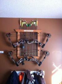 17 Best ideas about Bow Rack on Pinterest   Archery ...