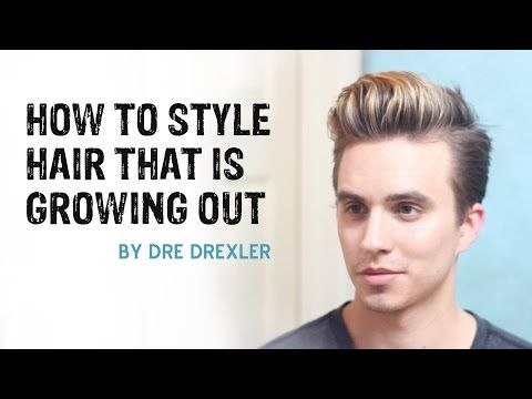 25 Best Ideas About Growing Hair Out Men On Pinterest Growing