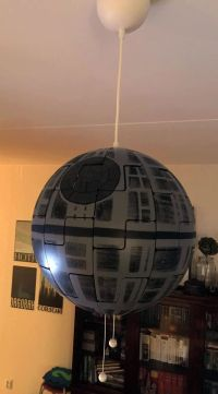 25+ best ideas about Star Wars Lamp on Pinterest