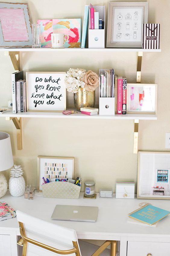 25 best ideas about Desk Organization on Pinterest