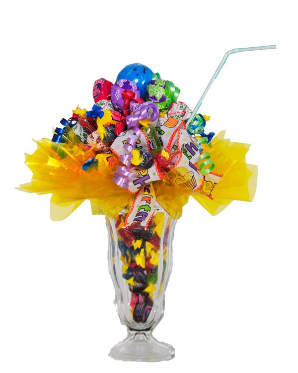 17 Best Images About Making Candy Bouquets On Pinterest