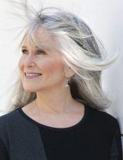embracing gray hair love