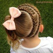 creative braided school