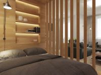 17 Best ideas about Small Modern Bedroom on Pinterest