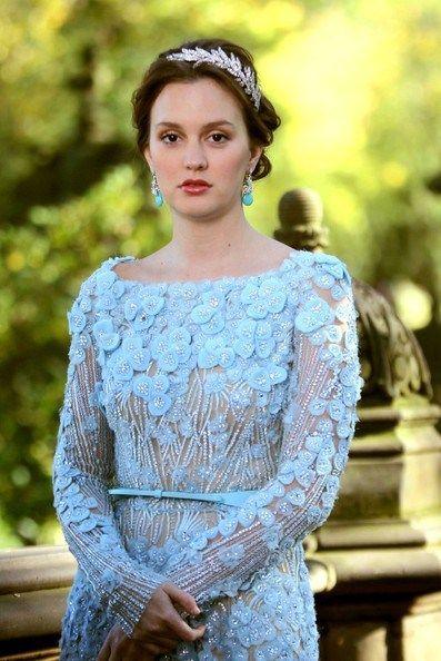 Blair Waldorf Wedding Dress Chuck