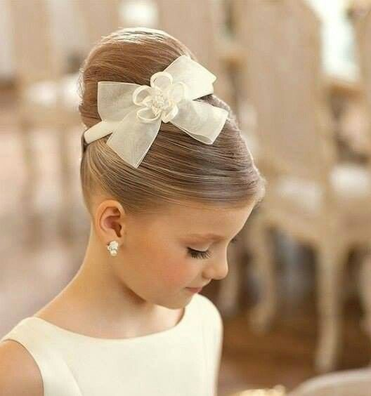 25 Best Ideas About Junior Bridesmaid Hairstyles On Pinterest