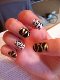 17 Best images about Jungle fever nails on Pinterest ...