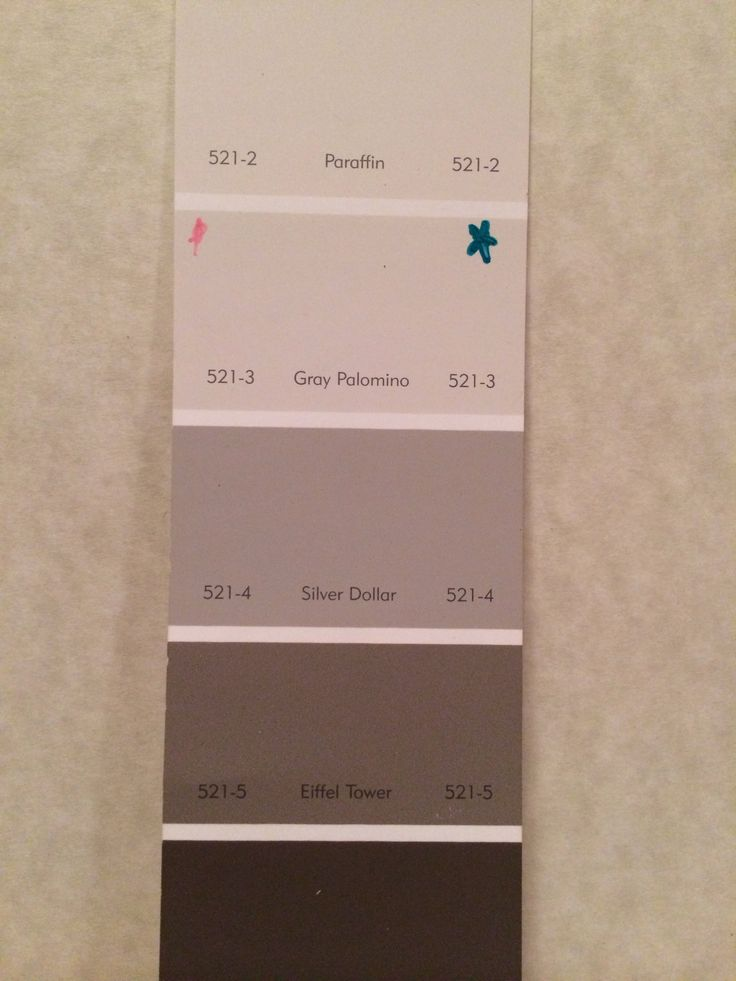 Downstairs And Hallway Paint Color PPG Gray Palomino 521 3 Colors Pinterest Other