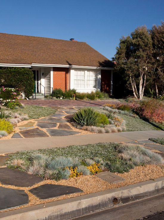 awesome curbside landscaping ideas