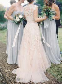 25+ best ideas about Grey wedding dresses on Pinterest ...
