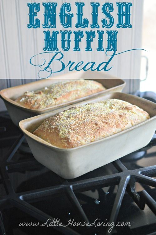 English Muffin Bread Recipe, you need to try this easy no-knead bread recipe!