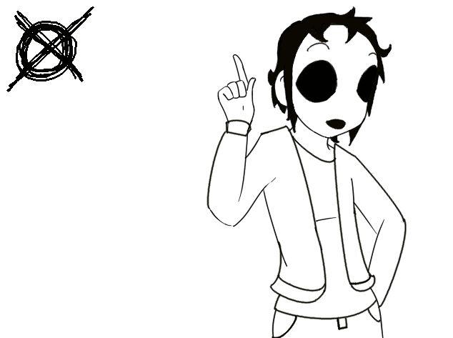 Eyeless Jack X Masky