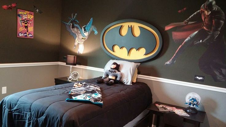 62 best images about Batman Bedroom Theme Ideas on