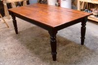 farmhouse+table | ... pine farmhouse tables prices options ...