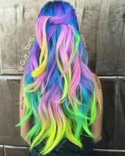 neon hair ideas