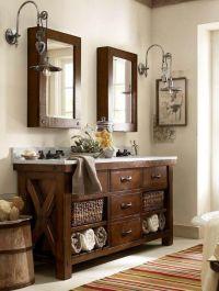 Pottery Barn style Bathroom Vanity   Home Decor & Design ...