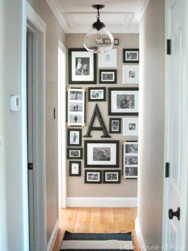17 Best ideas about Hallway Decorations on Pinterest