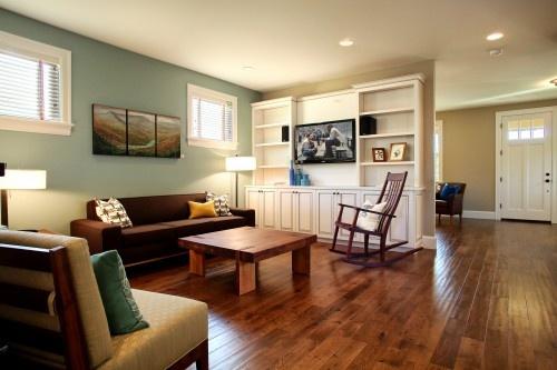 Halcyon Green Living Room