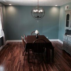 Good Paint Colors For Living Room Dark Gray Rug Our Dining Has Sherwin Williams Calico On The ...