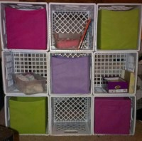 1000+ images about Milk Crate Ideas! on Pinterest | The ...