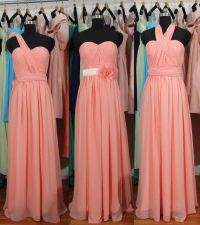 Convertible Bridesmaid Dresses Long Chiffon by DressbLee ...