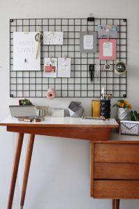 17 Best ideas about Office Wall Organization on Pinterest