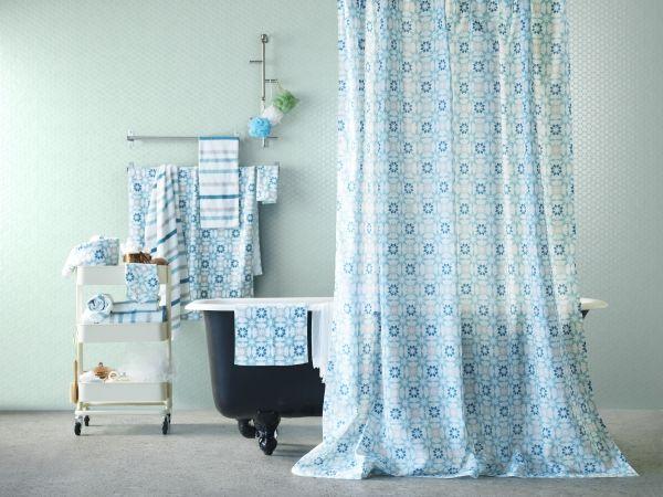 Ikea Bathroom Curtain
