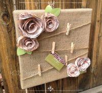 1000+ ideas about Burlap Flowers on Pinterest | Burlap ...