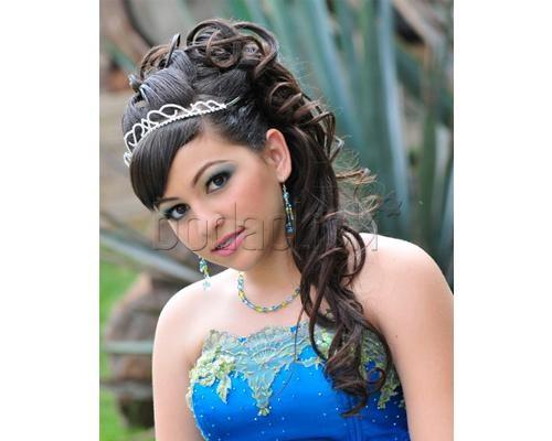 Peinados De 15 Con Trenzas Para Tu Fiesta Quinceaera