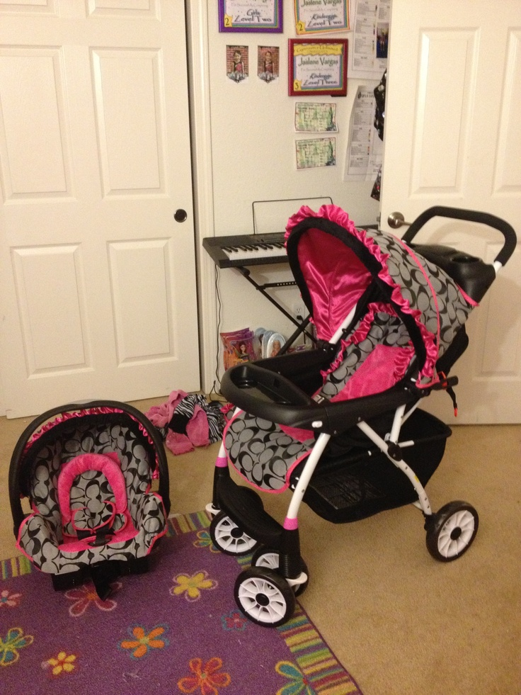 cheap baby high chairs christmas chair covers amazon coach stroller and carseat | items pinterest more babies, things ideas