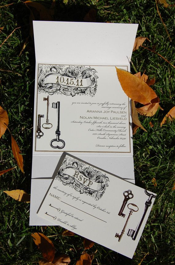 1000 ideas about Skeleton Key Wedding on Pinterest  Skeleton keys Skull heels and Wedding