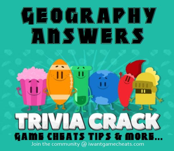 Trivia Crack Geography Questions And Answers Trivia