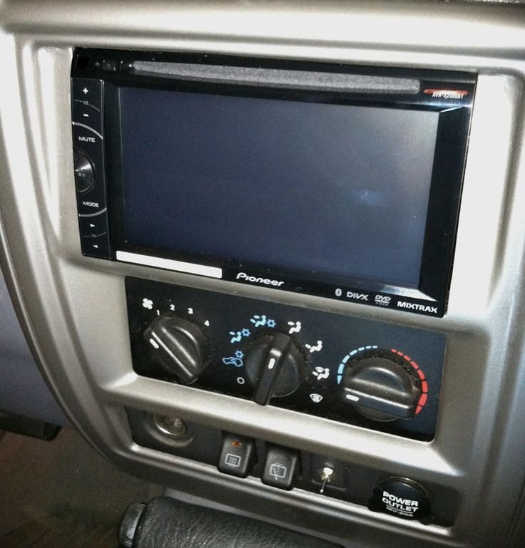 1997 Jeep Grand Cherokee Car Stereo Radio Wiring Diagram