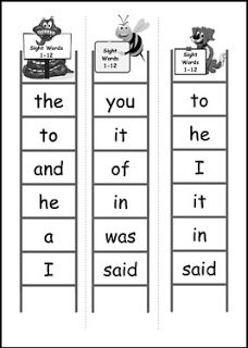 17 Best ideas about 4th Grade Sight Words on Pinterest