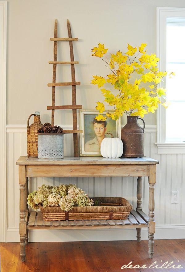 246 Best Images About Home Decor Vignettes On Pinterest