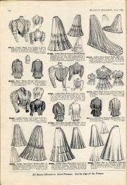 1905 fashion