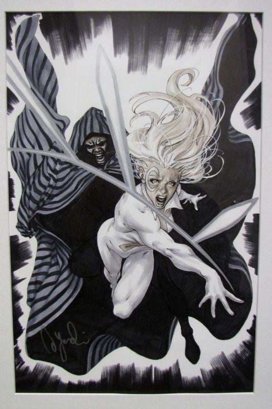 Cloak And Dagger By David Yardin Dagger Pinterest Cloaks Cloak And Dagger And Art