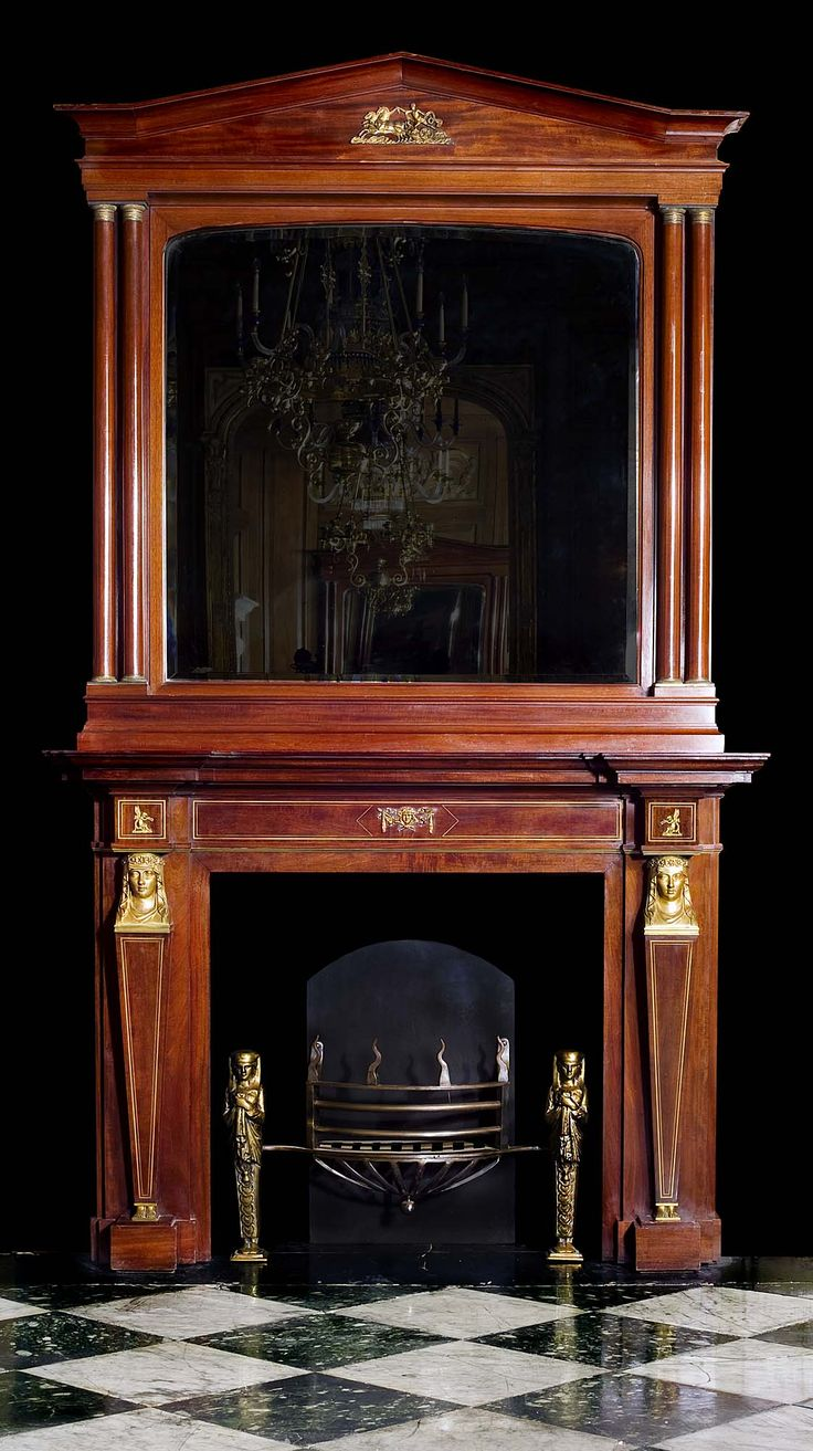1000 ideas about Antique Fireplace Mantels on Pinterest  Marble Fireplaces Fireplace Mantels