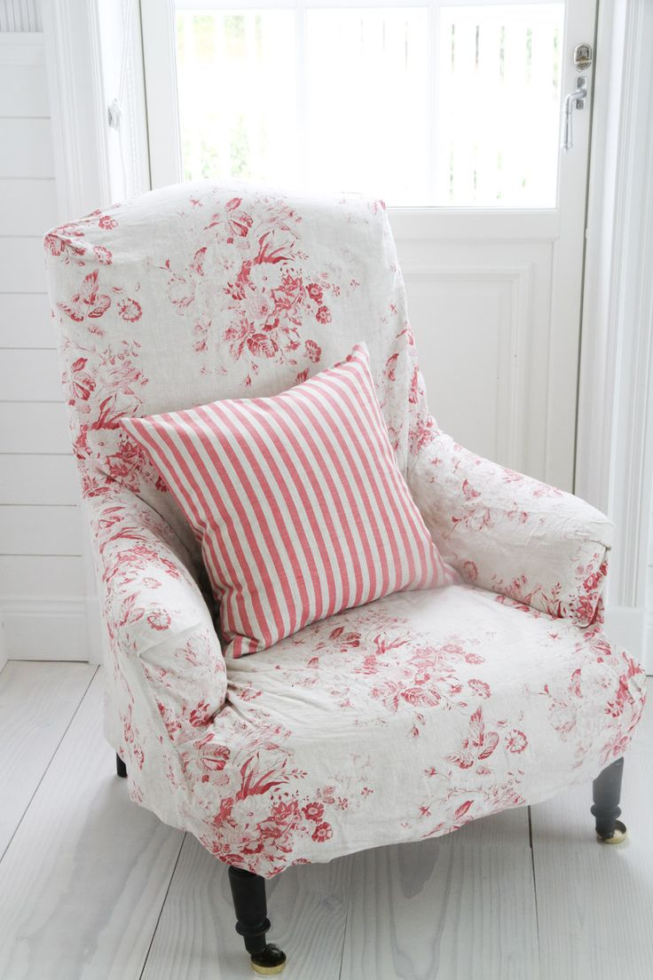 25 best ideas about Floral chair on Pinterest