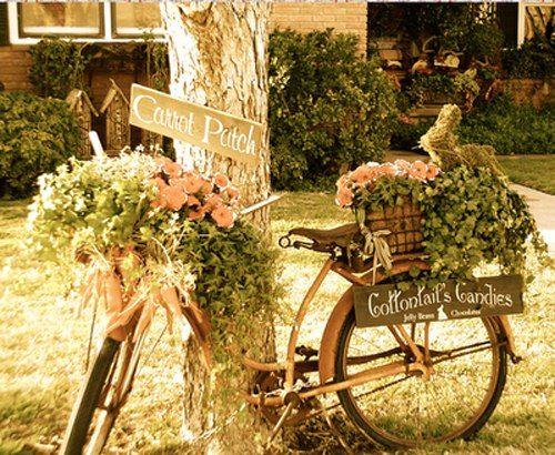 25 Best Ideas About Bike Planter On Pinterest Old Bikes