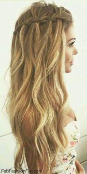 loose braid hairstyles
