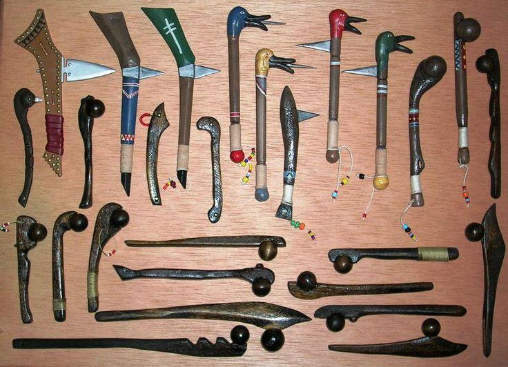 Native American Tools Names