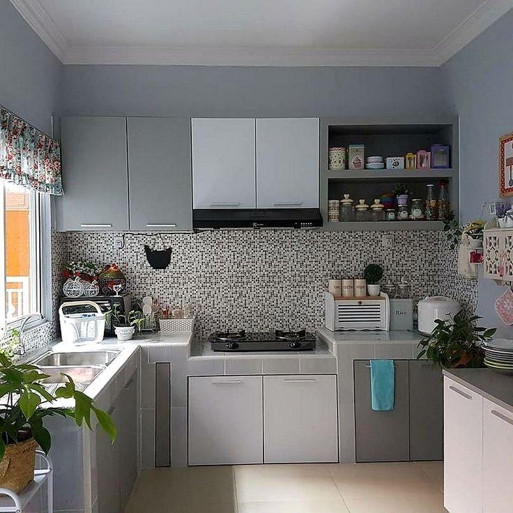 25 ide Ide dapur terbaik di Pinterest  Penataan dapur
