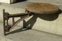 Image detail for -vintage industrial factory swing arm ...