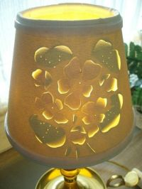 70 best images about Lamp Shades Paper Cut on Pinterest