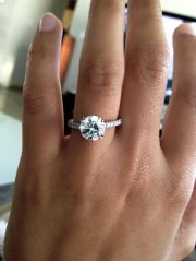 2ct engagement ring ideas