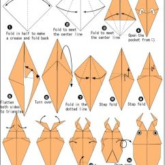 Carambola Flower Origami Diagram E46 Alternator 32 Best Images About On Pinterest | Goldfish, Crabs And Easy Rose