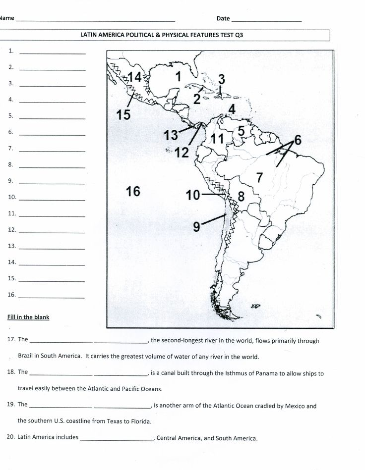 geography worksheet: NEW 613 GEOGRAPHY WORKSHEETS LATIN